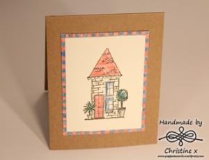 Jofy house card