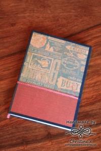 Jo's notebook