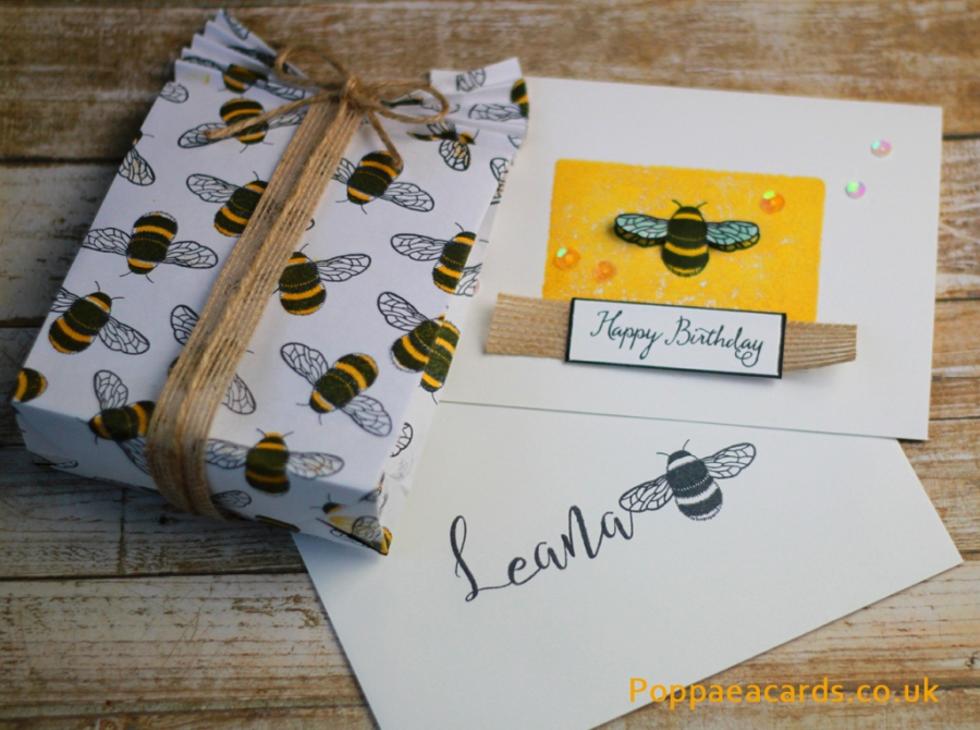 Dragonfly dreams bee gift set