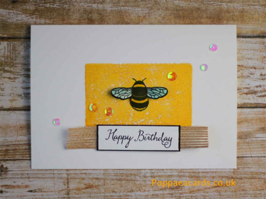 Dragonfly dreams personalised bee