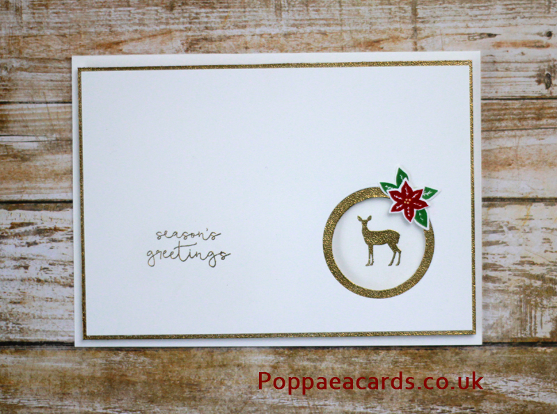 Carols of Christmas small stamp focus deer.jpg
