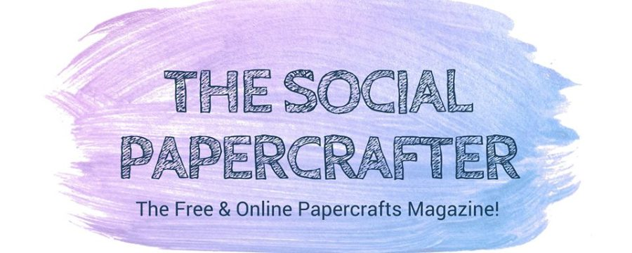 The Social Papercrafter Pin